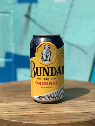 Bundaberg Rum & Cola - 6 Pack/Carton