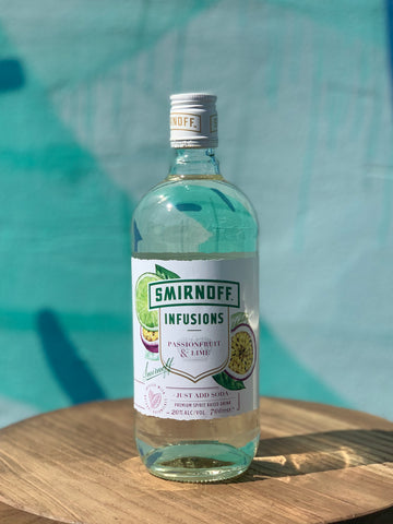 Smirnoff Passionfruit & Lime 700mL