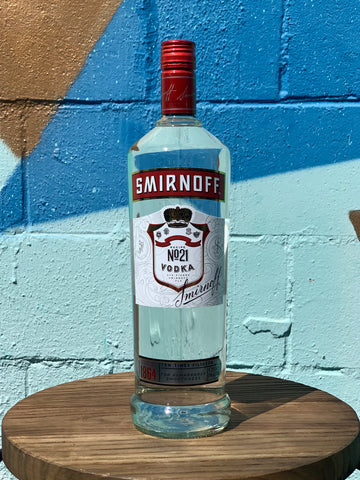 Smirnoff Red Vodka 1.125L