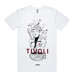 Mr. Sortwo White T-Shirt