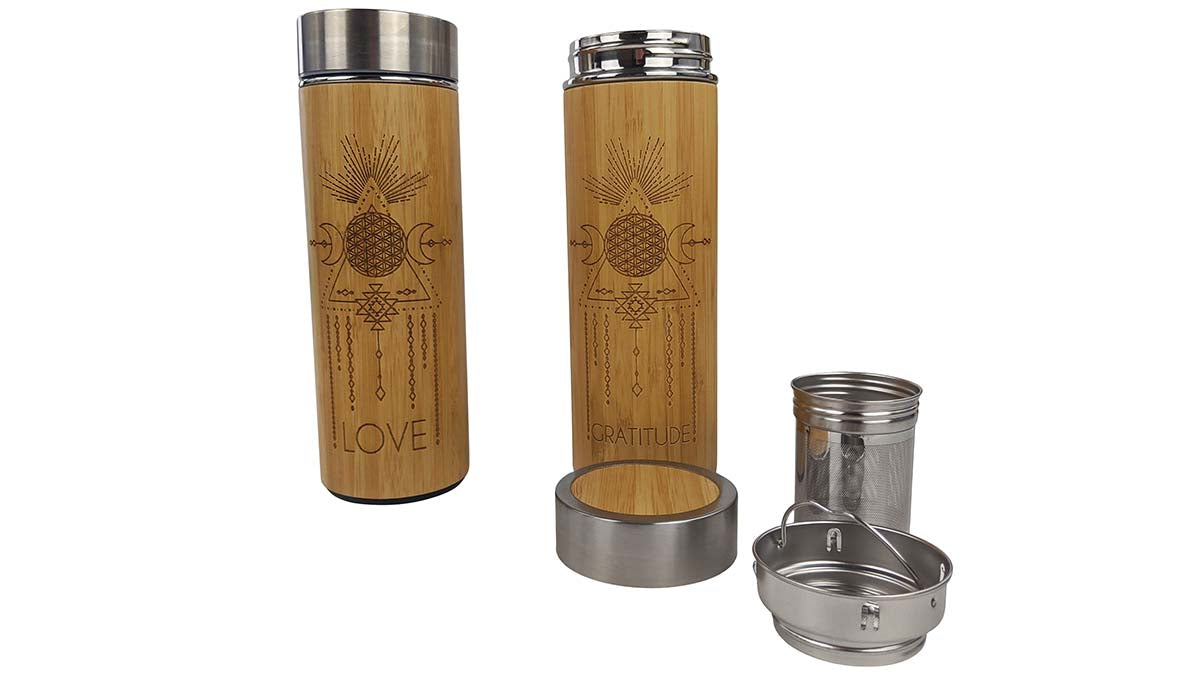 Bhavana Water Bottle With Infuser