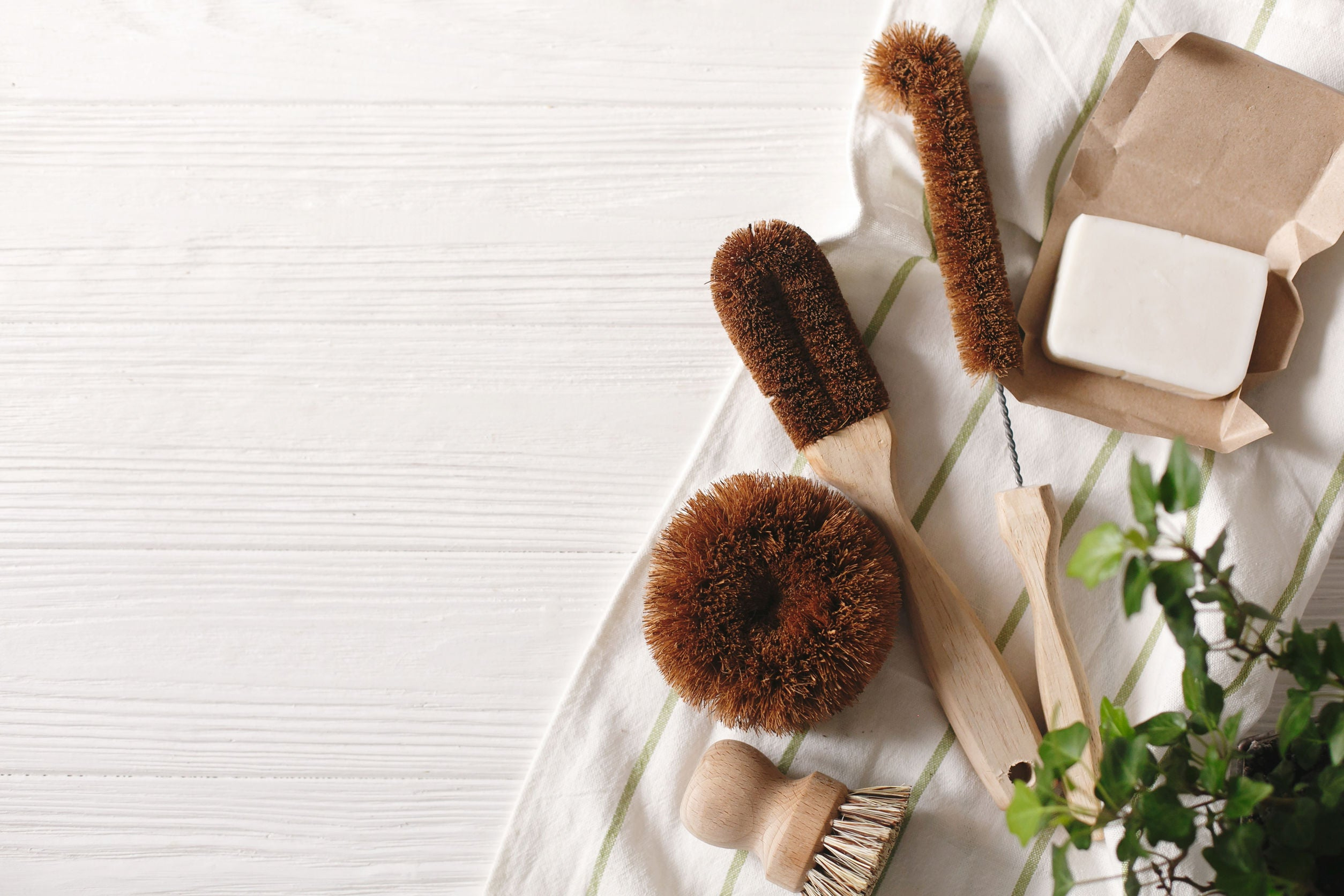 Zero Waste Cleaning Tools