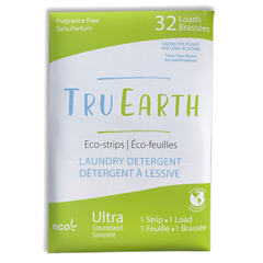 Fragrance free  Eco-laundry strips