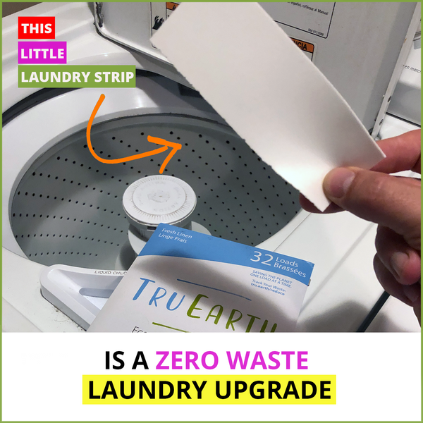 Tru-Earth Eco Laundry Detergent Strips