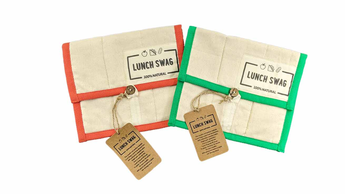 Lunch Swags sandwich bags