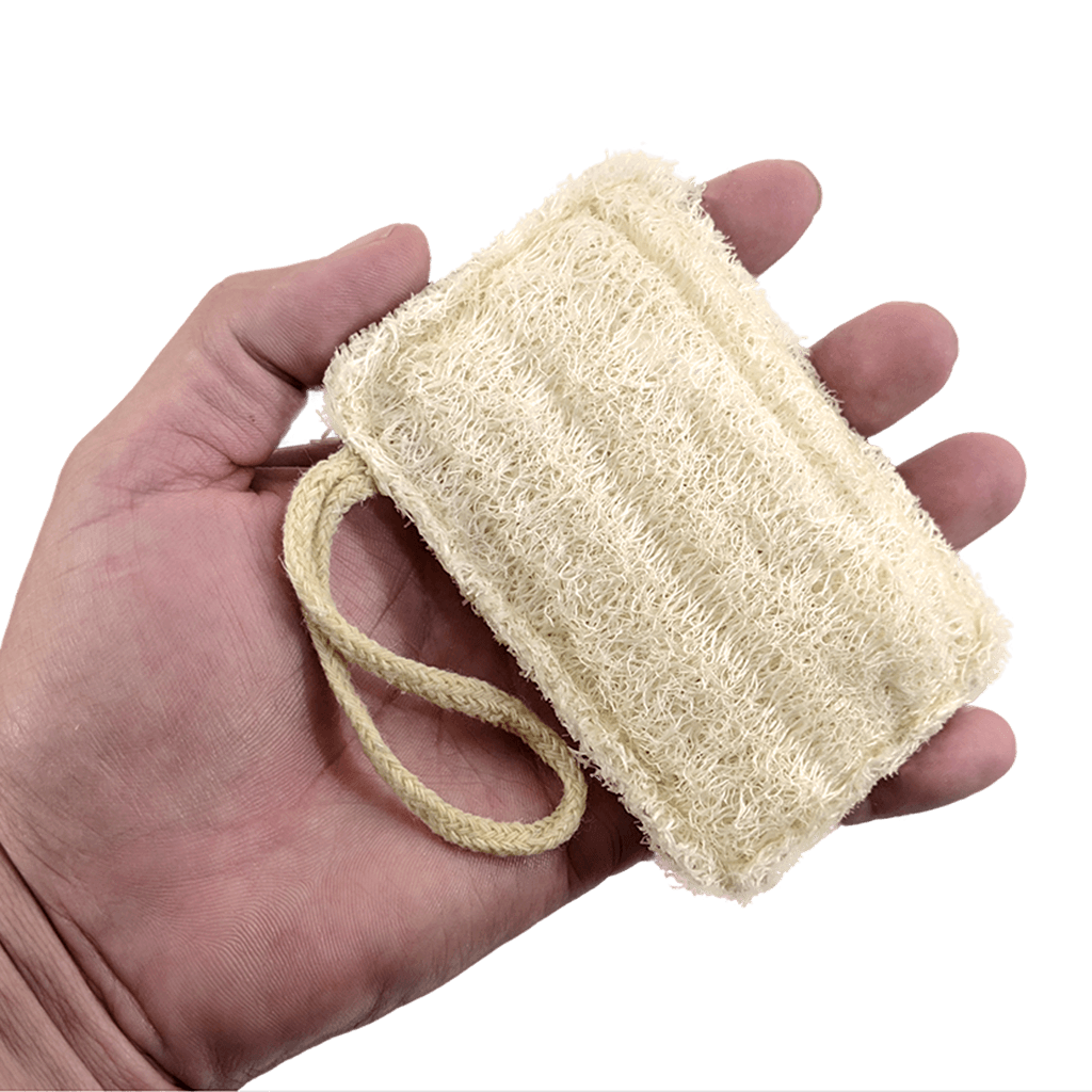 Eco Dish Washing Sponge 3 Pack - Loofah - Zero Waste Outlet