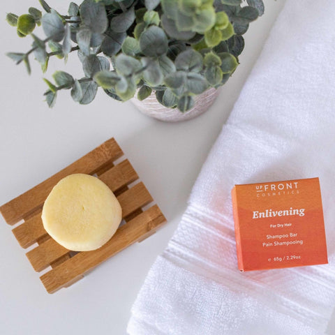 Enlivening Shampoo Bar - Plant Based/VEGAN - Zero Waste Outlet