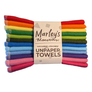UnPaper® Towels 12 Pack - Cotton - Zero Waste Outlet