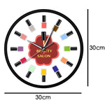 horloge murale design dimension