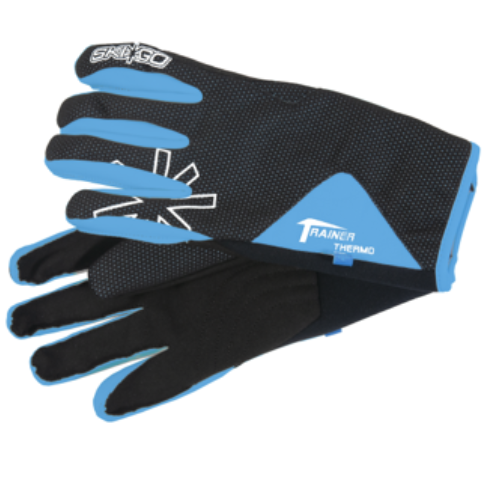 Skigo trainer thermo Black / Blue