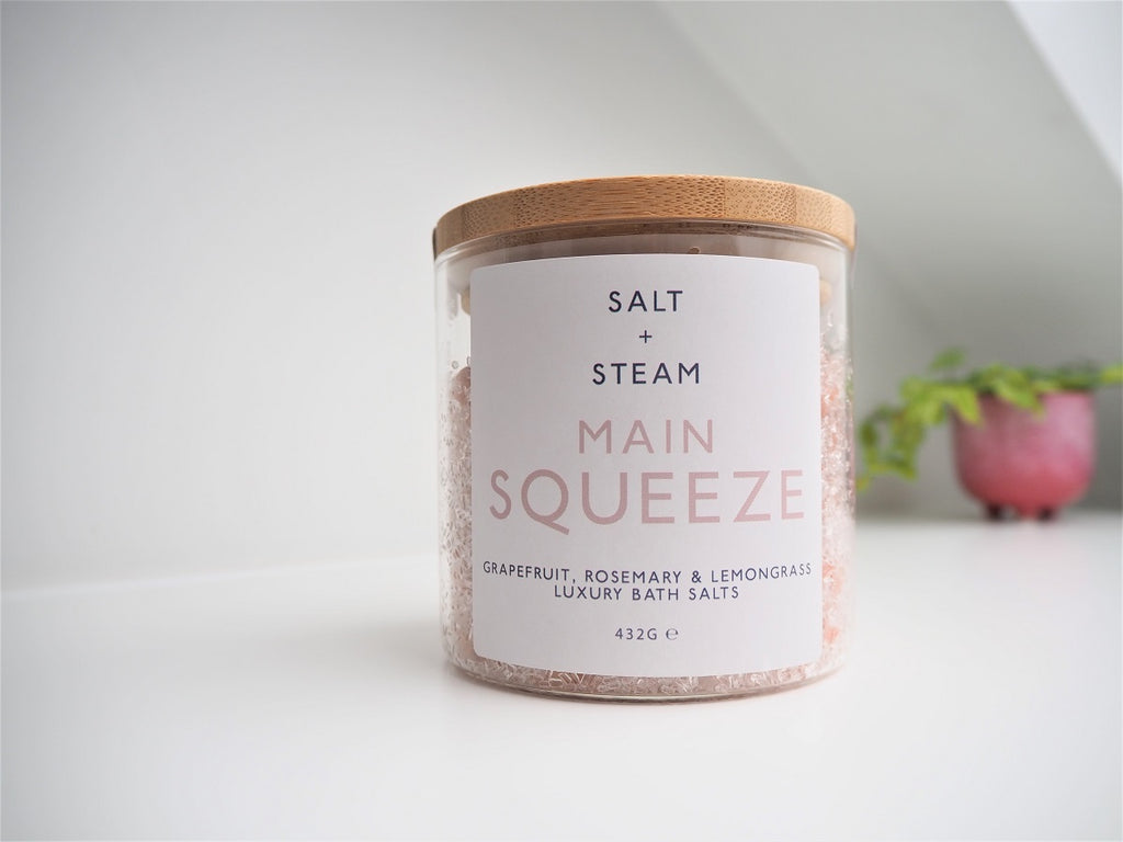 Main Squeeze Bath Salts