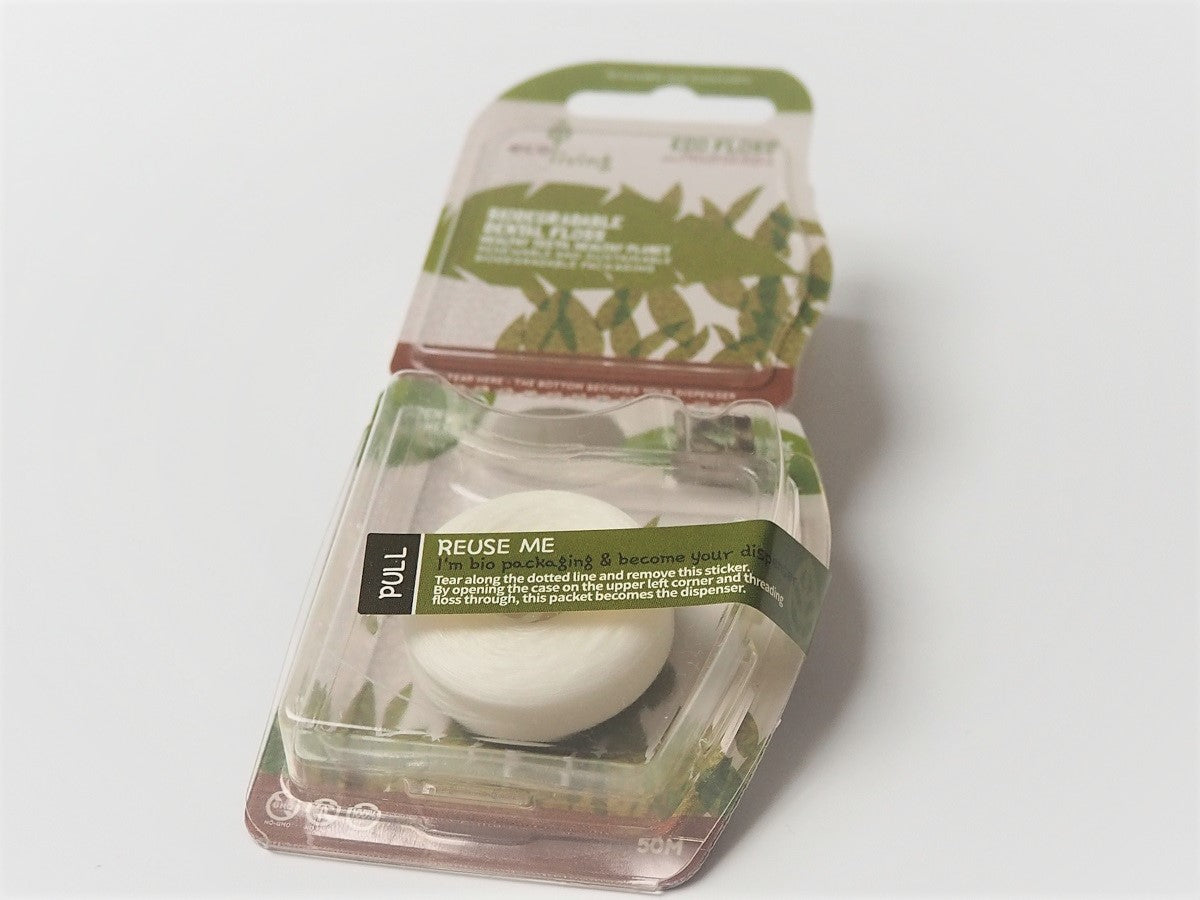eco floss biodegradeable dental floss