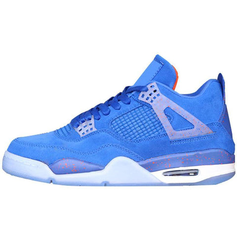 New Bred White Cement 4 4s IV What The Cactus Jack Cool Grey Mens Basketball Shoes FIBA UNC Mushroom Denim Blue Men Sports Designer Sneakers