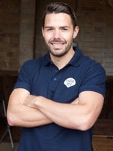 Load image into Gallery viewer, Leigh on Sea Brewery polo shirt