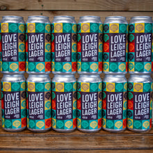 Load image into Gallery viewer, LoveLeighLager - 440ml can