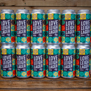 LoveLeighLager - 440ml can