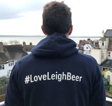 Load image into Gallery viewer, Leigh on Sea Brewery Hoodie