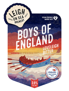 Boys of England - Beer in Box