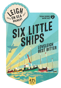 Six Little Ships - 500ml bottle