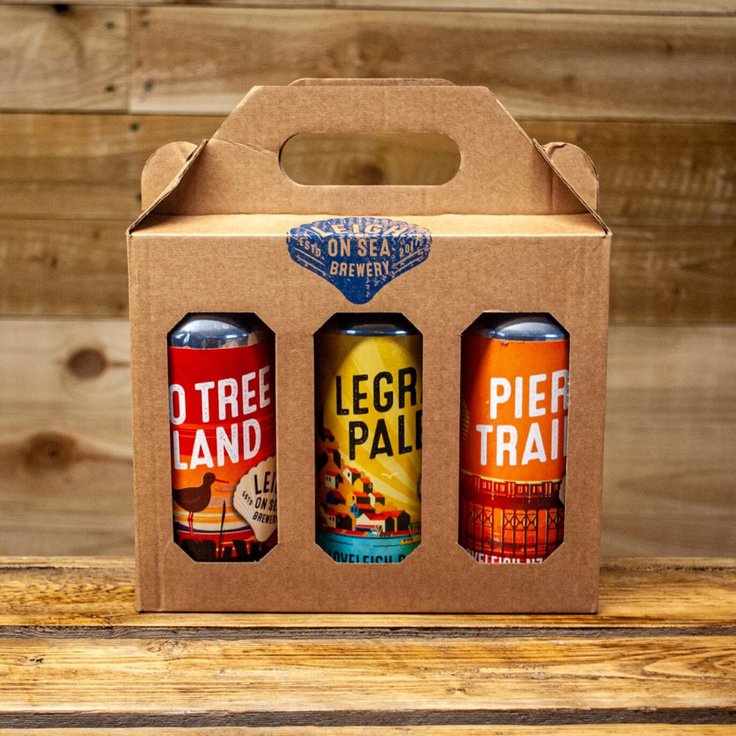 Gift - Pack of three cans (440ml)