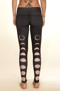 TEEKI Moon Dance Black Legging