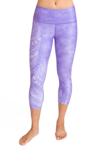 INNER FIRE Feather Capri