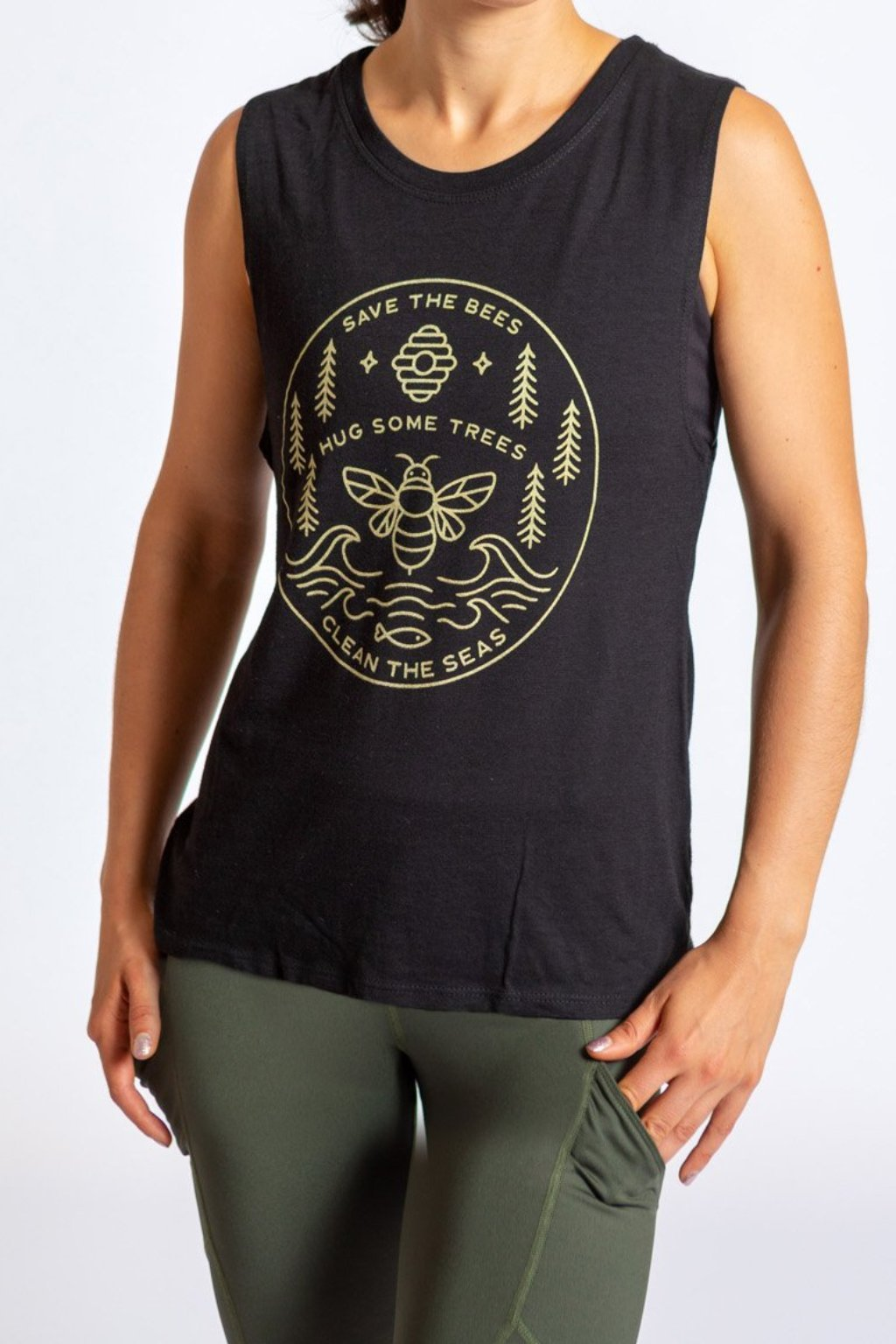INNER FIRE - Save the Bees Tank Top