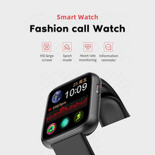 Charger l'image dans la galerie, Smart Watch X2 (44mm, Bluetooth), Watches for Men Women Fitness Tracker Heart Rate Monitor IP68 Waterproof, Smartwatch Compatible with iPhone Samsung Android Phones