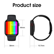 Charger l'image dans la galerie, watch 6 W26 1.75 Inch IPS Color Screen Smart Watch(Black)