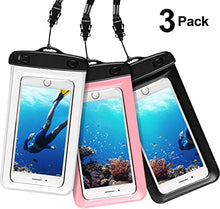 Charger l'image dans la galerie, Travel Swimming Waterproof Bag Case Cover
