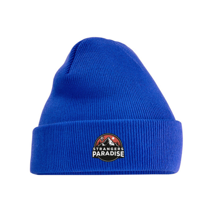 Beanie - Bright Royal