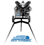 Junior Hack Attack Baseball Pitching Machine by Sports Attack