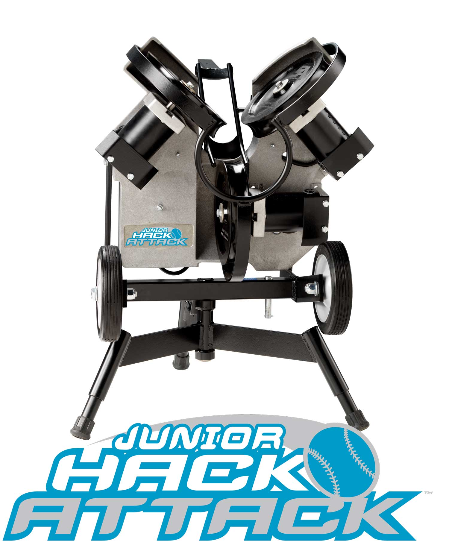 Junior Hack Attack Softball Pitching Machine by Sports Attack