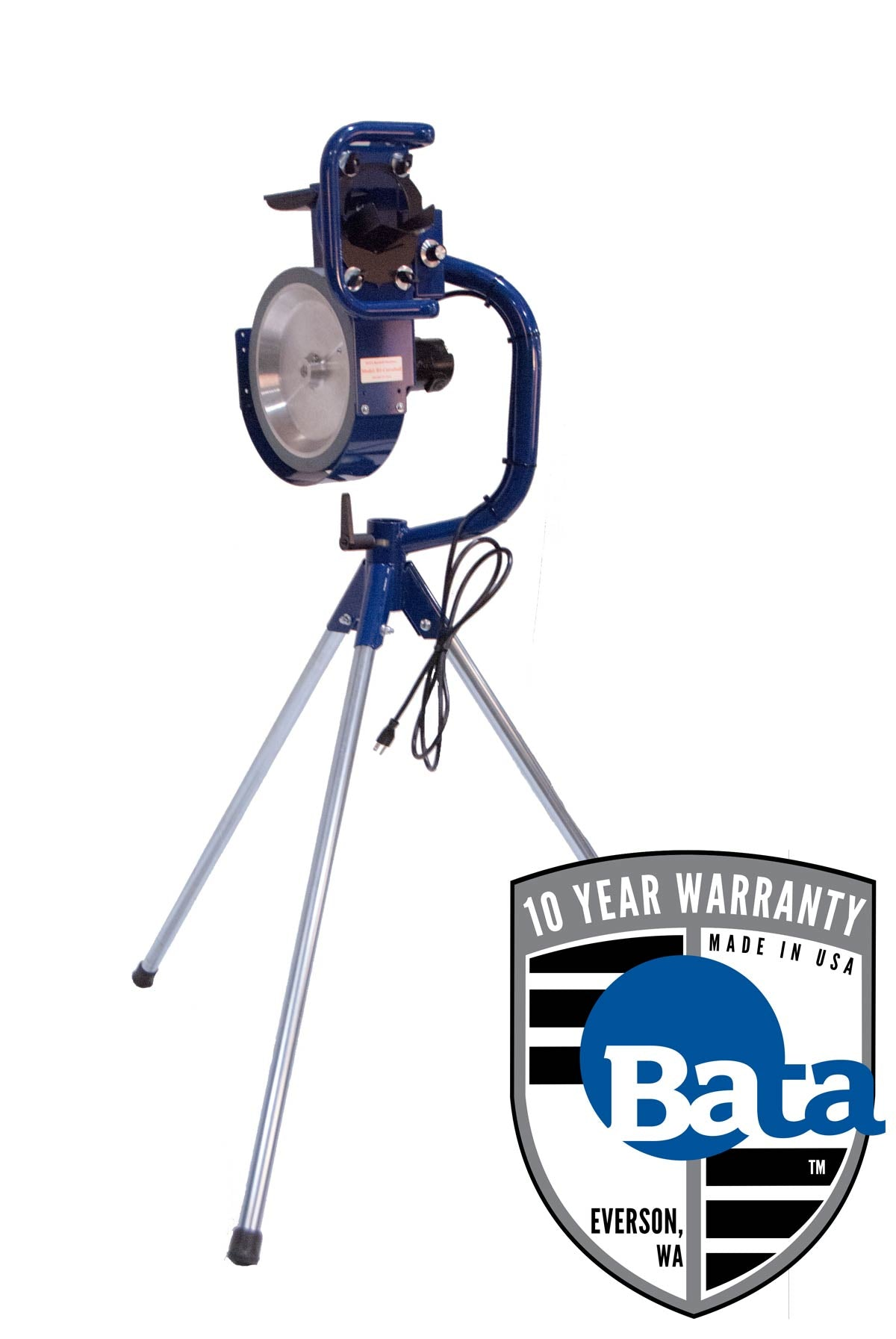 BATA B1-Curveball Pitching Machine