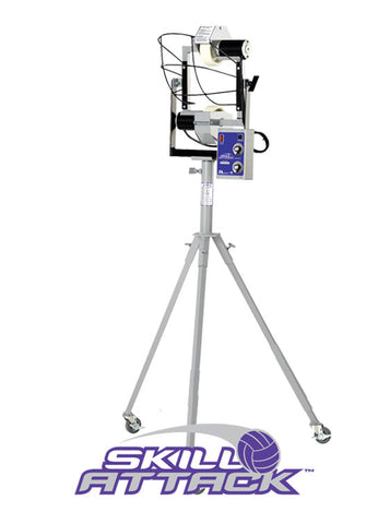 Skill Attack Volleyball Pitching Machine by Sports Attack