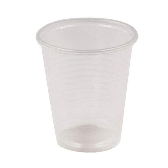 Plastic Cup, 5oz(150ml) Clear 1000pcs/box - 990509