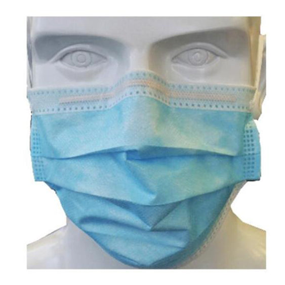 3-Ply Surgical Earloop Mask Level 2, 250pcs per box, almost $19.99 per 50pcs
