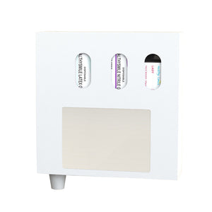 Wall-Mounted Cabinet, Square, 993505
