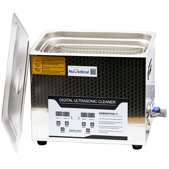10L Ultrasonic Cleaner 997029 - 12 Month Warranty