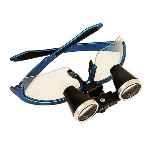 Dental Loupes with carry case