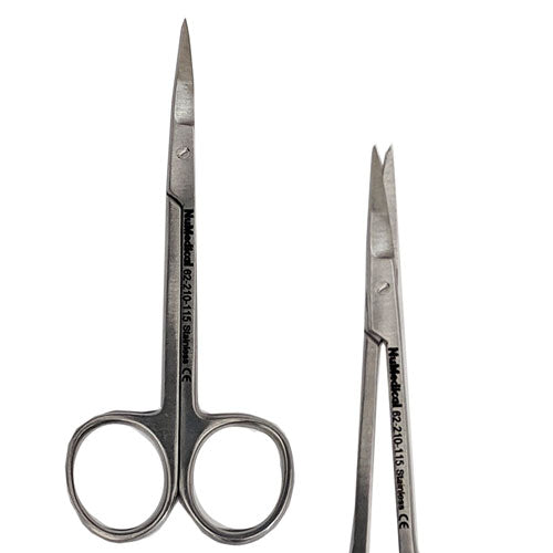 Scissors, Stainless Steel, 11cm, 996544, 996545