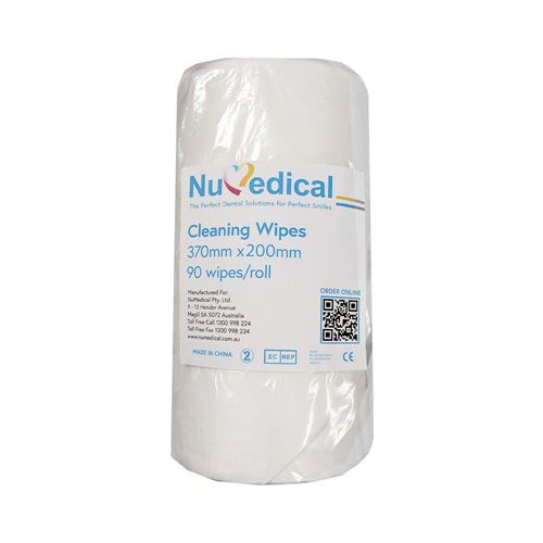 Cleaning Wipes, 90pcs per Roll, 991912