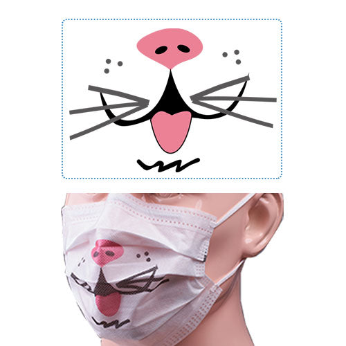 MedmaskPro, 3-Ply Medical Mask Printing, Level 2, 50pcs/Box, 992269, 992271, 992272
