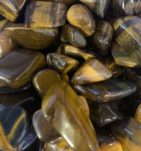 Load image into Gallery viewer, Tiger's Eye Tumbled
