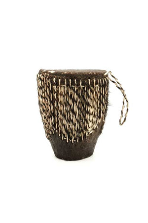 African Cowhide Drum - Small