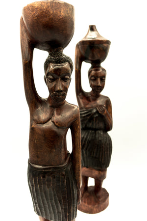 Native African Couple