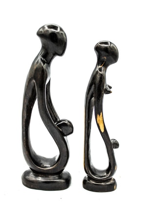 Abstract Native African Figurines