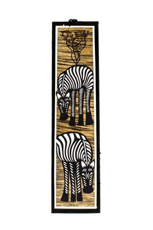 Zebras Wall Decoration