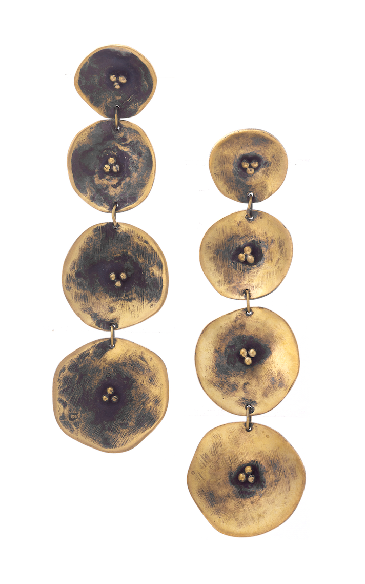 Potentilla Earrings
