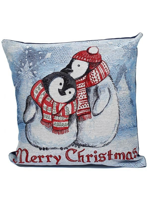 Penguin Pals Cushion